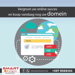 Domeinnaam, Webhosting, SSL en Emails